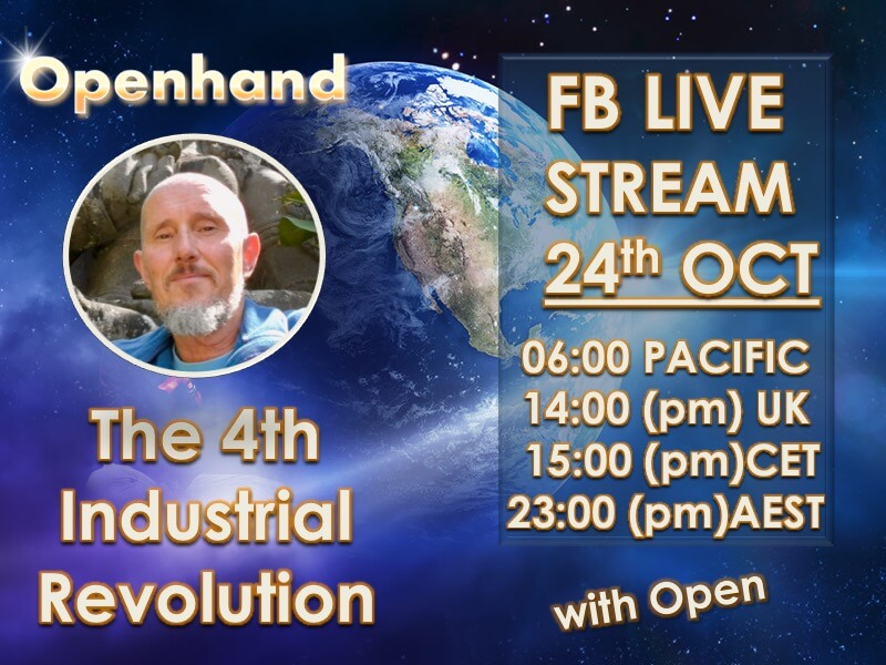 4th Industrial Revolution with Openhand