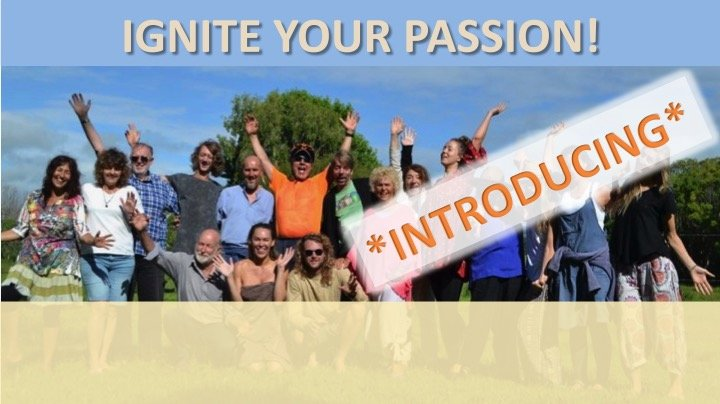 Ignite Your Passion - Openhand's 5D Shift Project