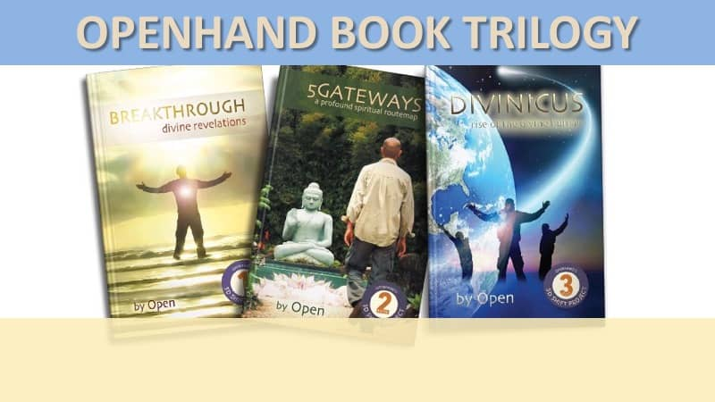 5D Ascension Reading with Openhand