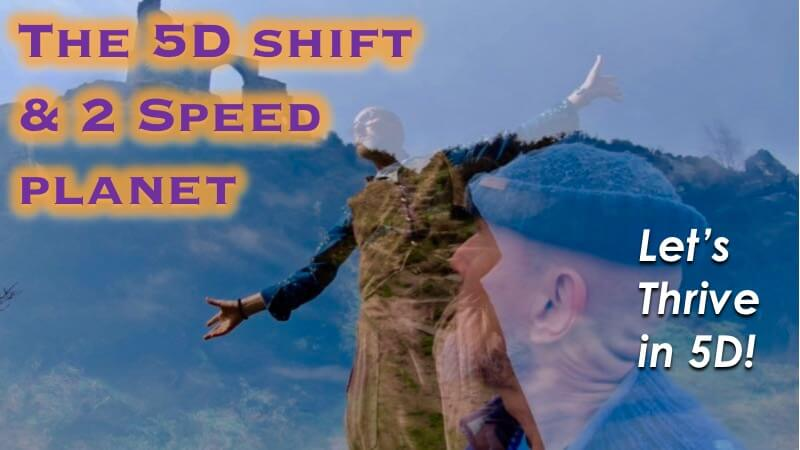 5D Shift with Openhand