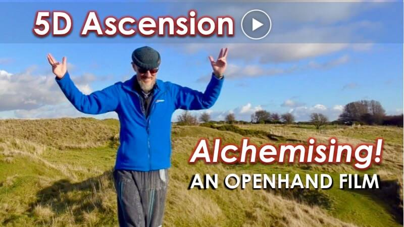 Alchemising By Openhand - video play button