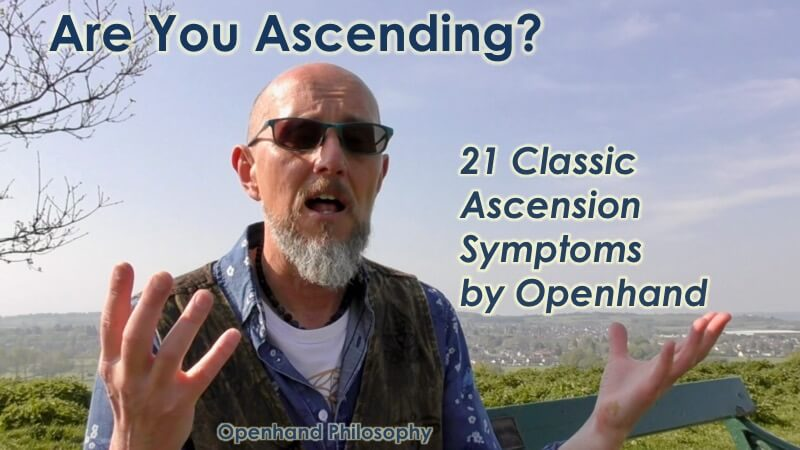 Ascension Symptoms with Openhand