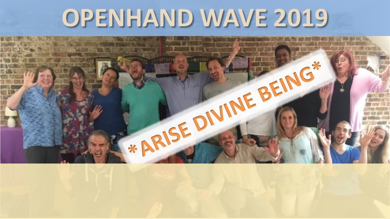 Arise World Tour with Openhand