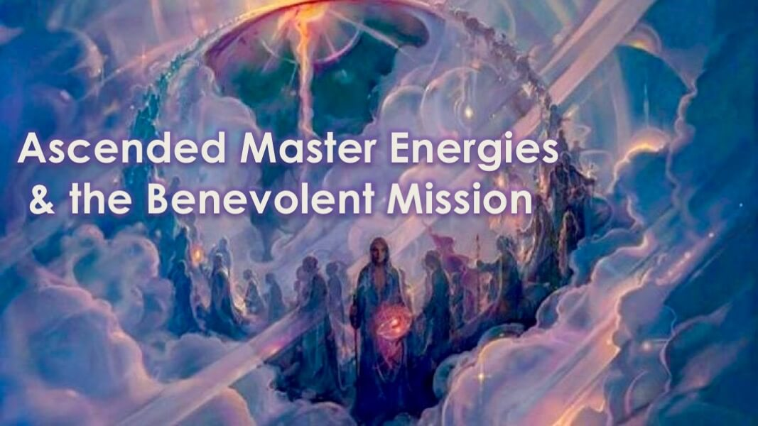 Ascended Master Energies with Openhand