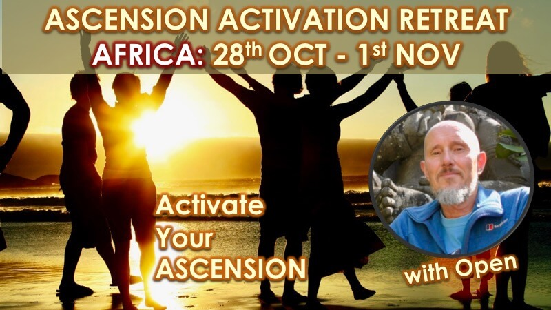 Ascension Activation Africa October 2020 with Openhand
