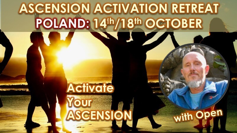 Ascension Activation Poland October 2020 with Openhand