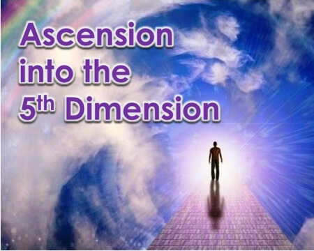 Ascension in Gaia's 5D Shift