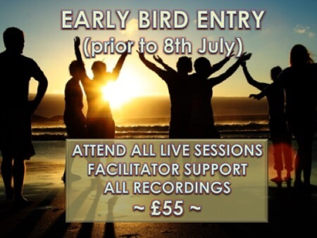 Avalon Rising - Early Bird Entry