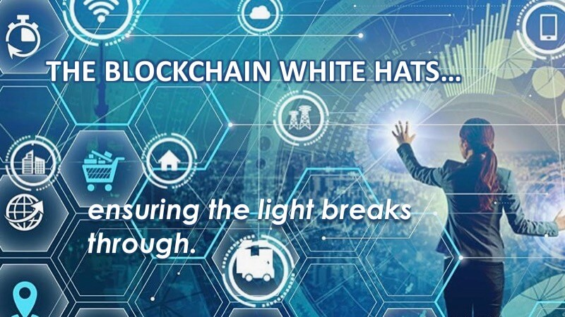 Block Chain White Hats with Openhand