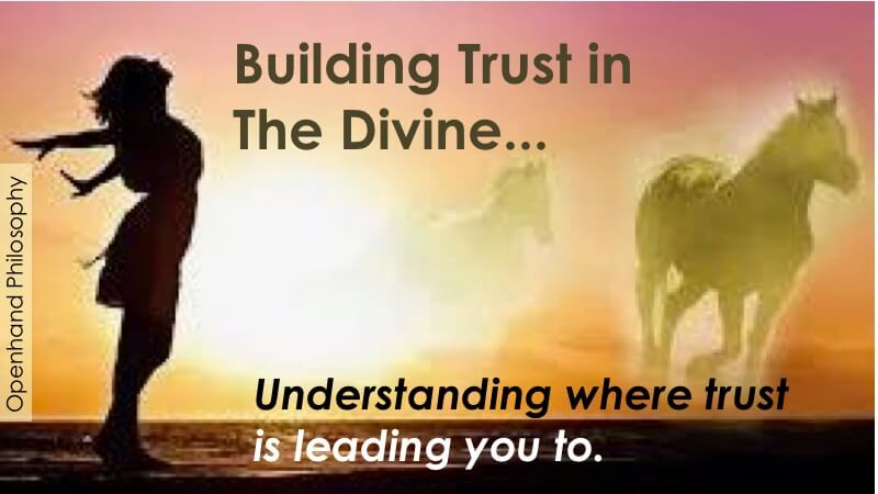 Building Trust In The Divine with Openhand