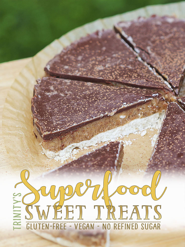 Trinity's Superfood Sweet Treat Cover