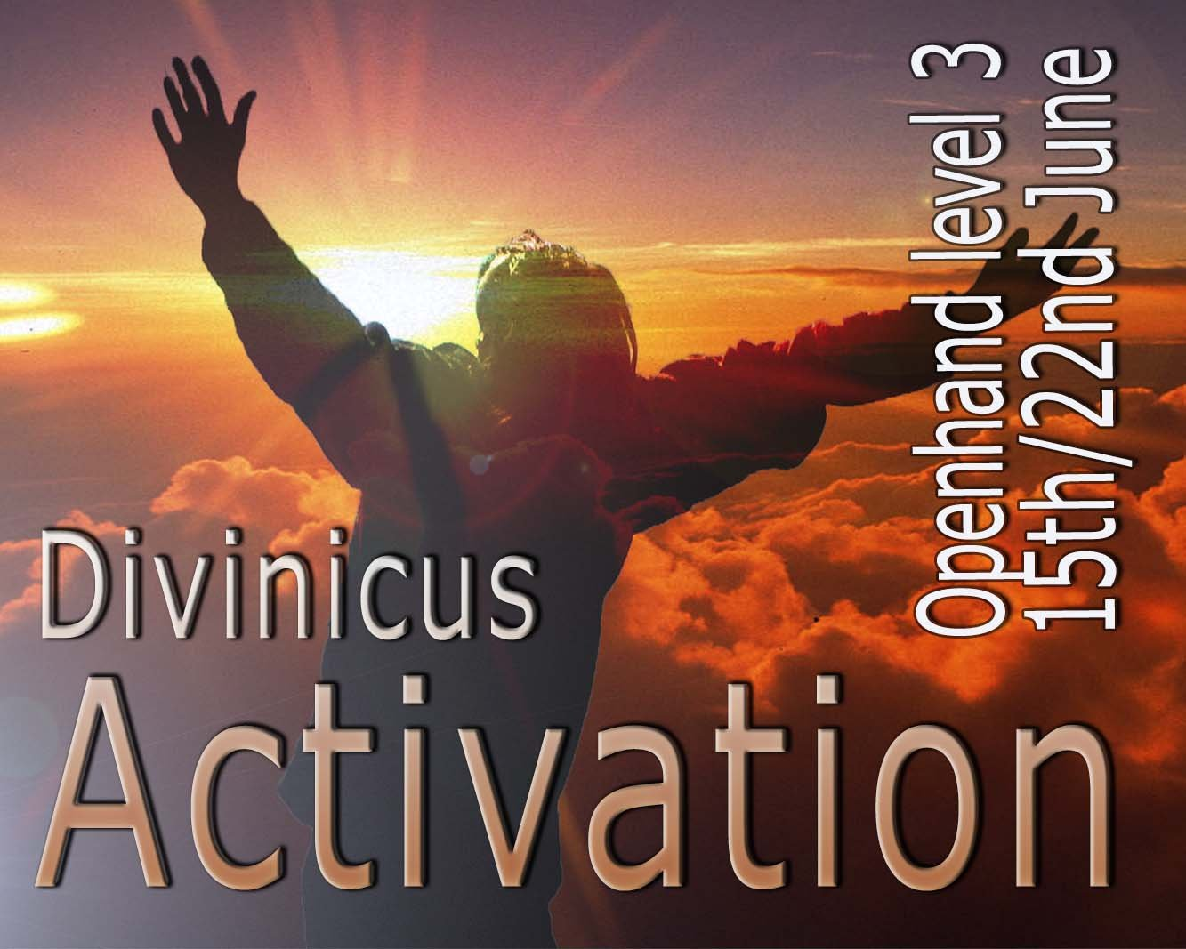 Openhand Divinicus Activation