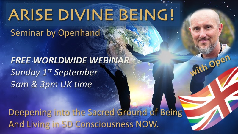 Arise Divine Being Seminar with Openhand