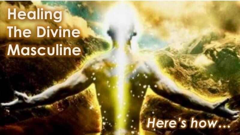 Healing the Divine Maculine with Openhand