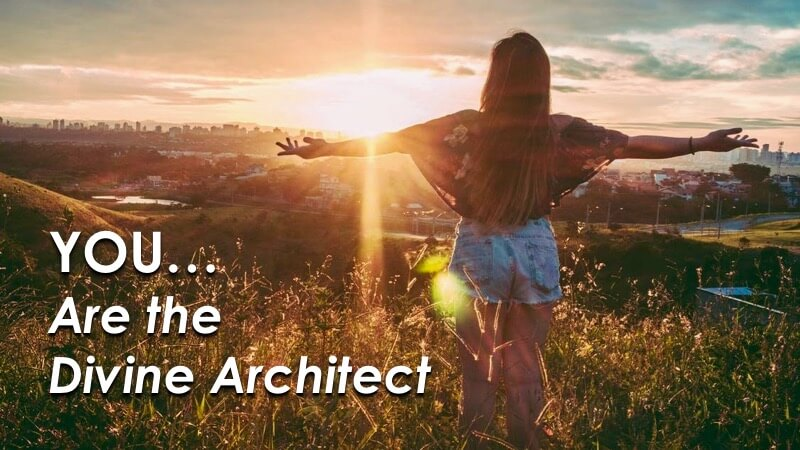 You are the Divine Architect with Openhand