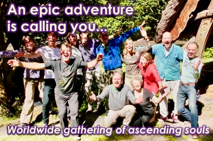 Epic Ascension Adventure at Avalon Rising