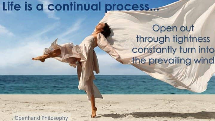 Flow of Life with Openhand