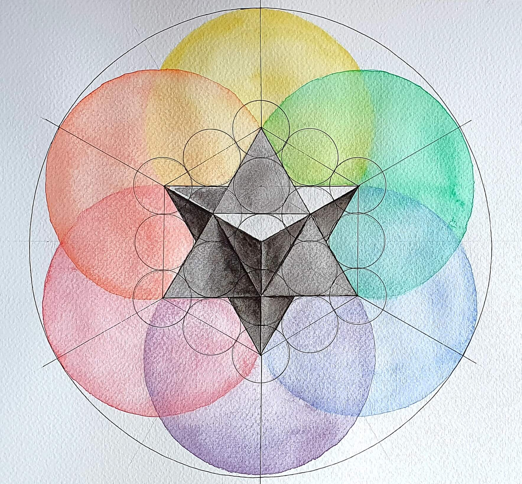The Merkaba by Asta Puodzeniene with Openhand