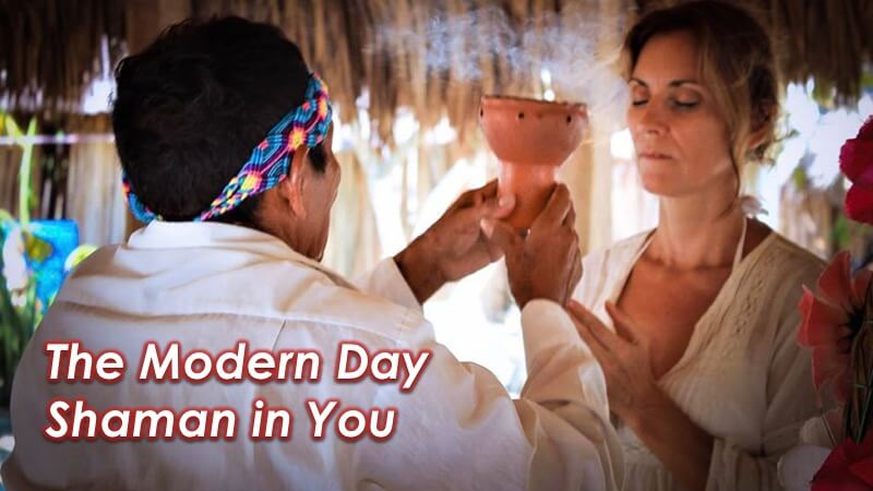 Experience The Modern Day Shaman in You with Openhand