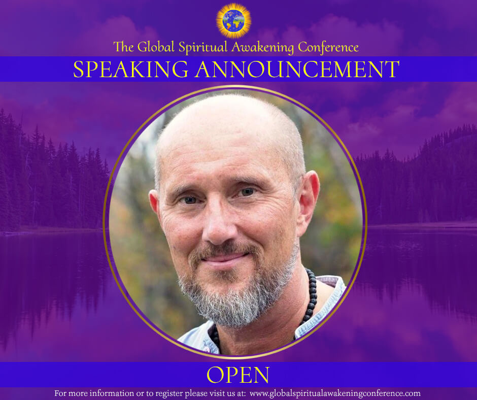 Open at the Global Spiritual Awakening Conference
