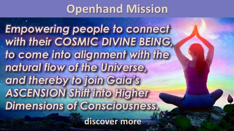 Join Gaia's Ascension Shift into Higher Dimensional Consciousness