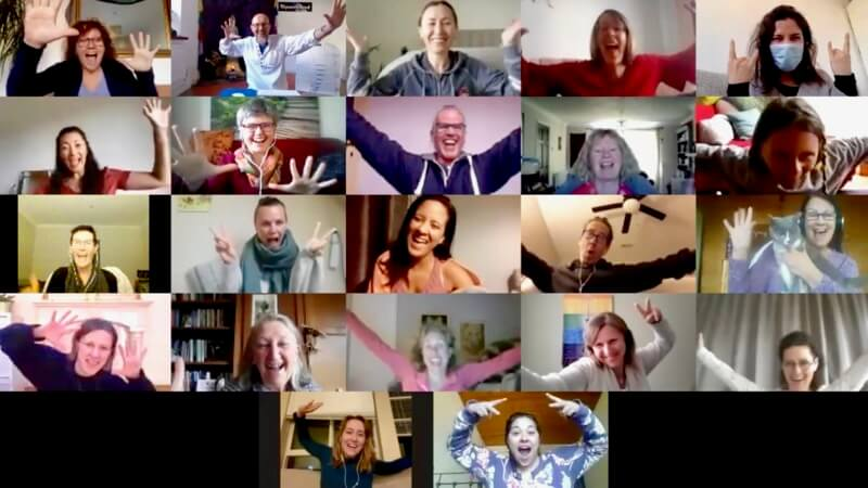Virtual Easter Retreat - The Crazy Ones!