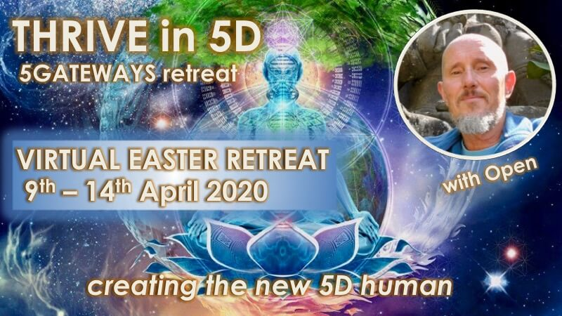 Openhand Virtual Easter Retreat 2020