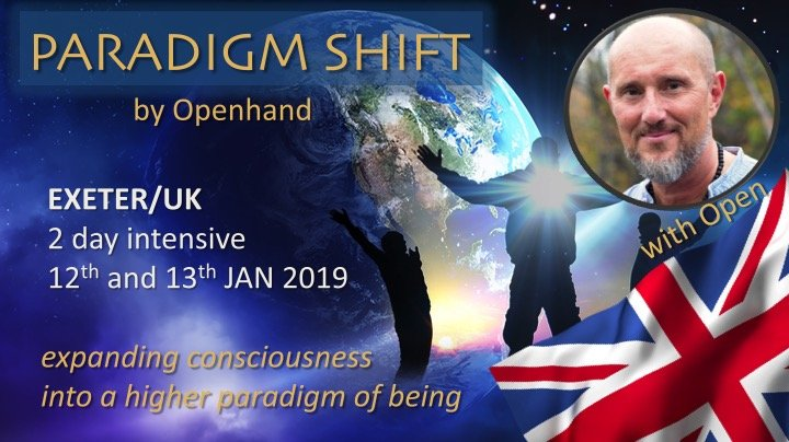 Paradigm Shift Exeter UK 2019