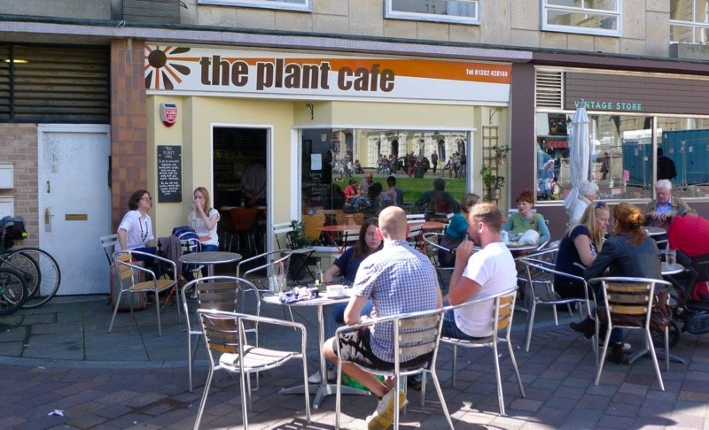 Exeter Plant Cafe