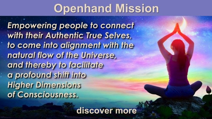 The Acceleration of Kundalini in the 5D Shift | Openhand