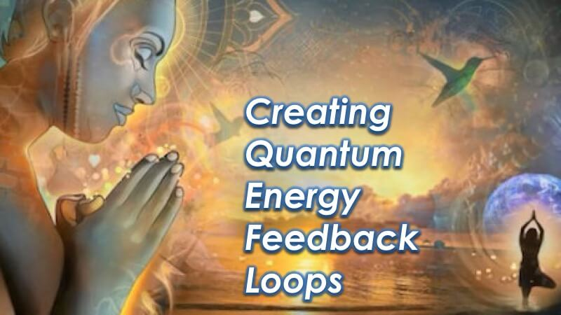 Exploring the Nature of Quantum Energy Feedback Loops with Openhand