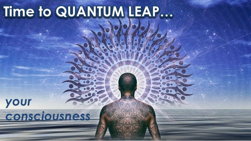 Quantum Leap Your Consciousness with Openhand