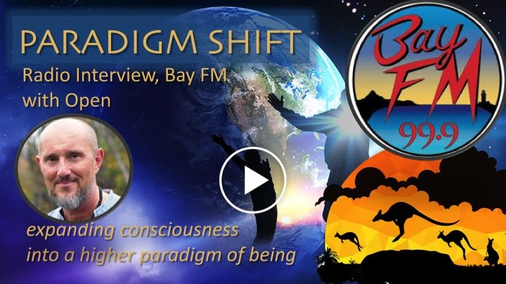 Bay FM, Paradigm Shift Interview with Open