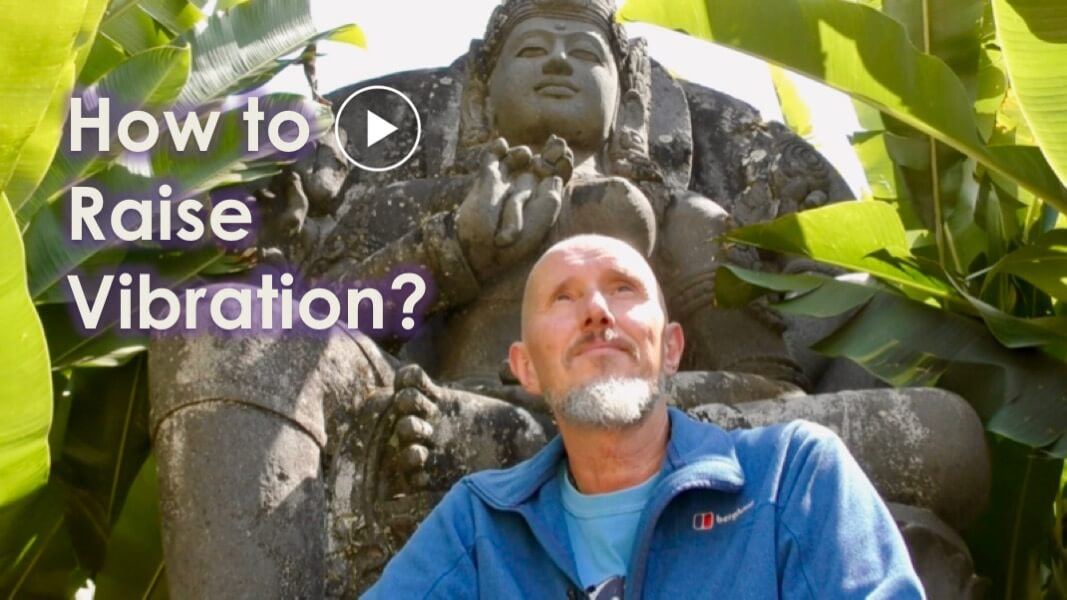 How to Raise Your Vibration?... with Openhand