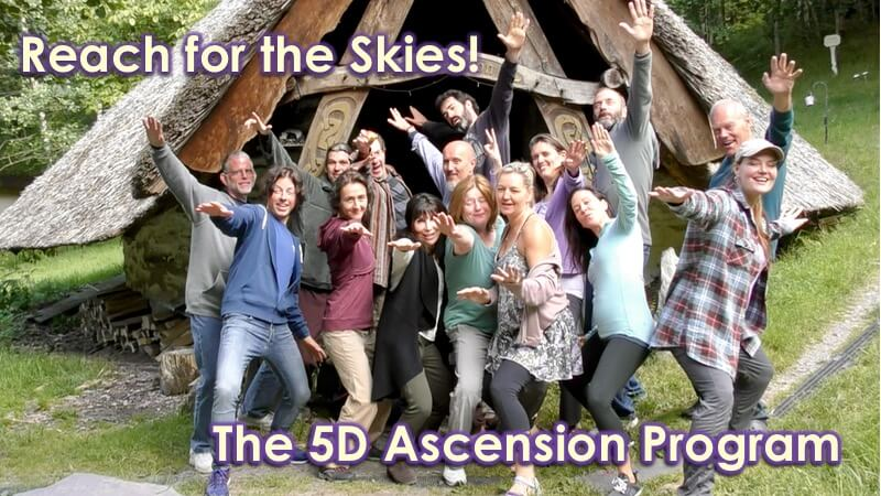 Reach for the Skies with Openhand's 5D Ascension Program