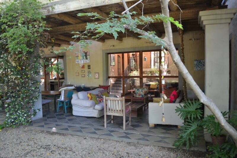 Africa Retreat - Rustic Settings with Openhand