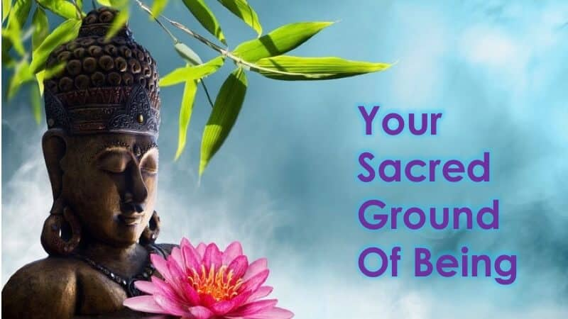 Sacred Ground of Being with Openhand