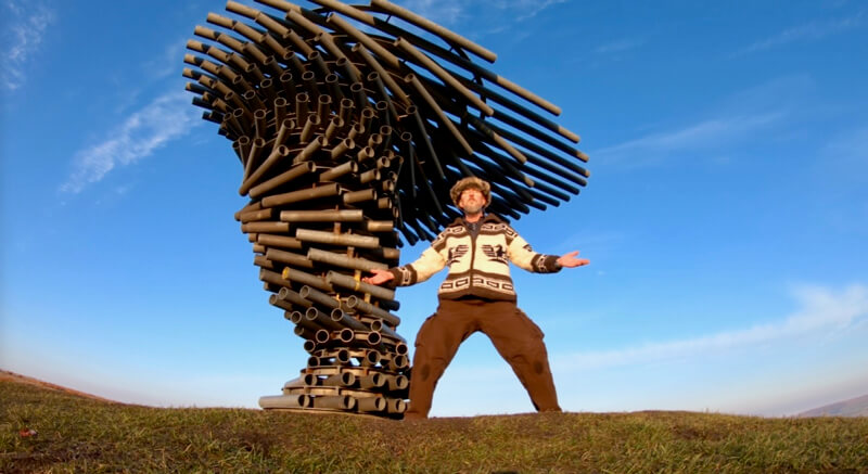 Singing Ringing Tree 3 - with Openhand