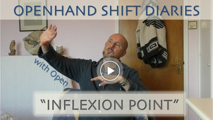 Openhand Philosophy - The Inflexion Point