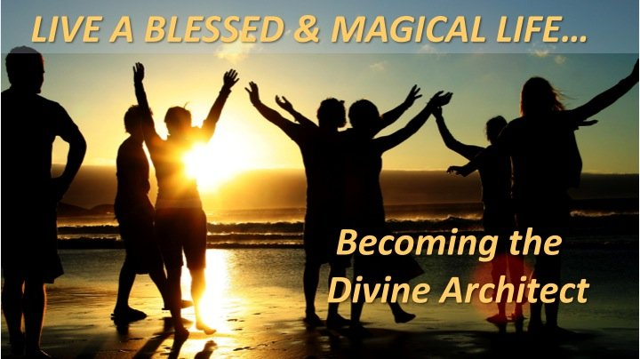 Becoming the Divine Architect...with Openhand