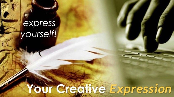 Creative Expression Openhand Forum