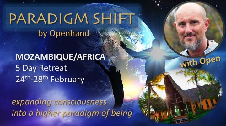 Openhand Paradigm Shift Mozambique