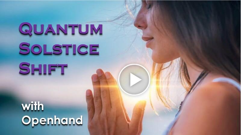 Solstice Quantum Shift - Play Button