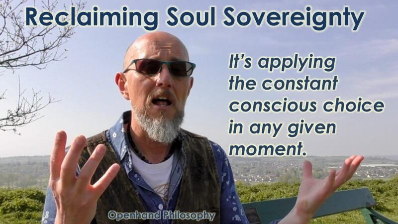 Forging Soul Sovereignty with Openhand