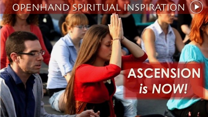 Spiritual Inspiration with Openhand