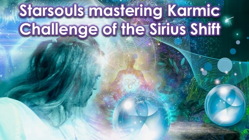 Mastering Karmic Challenge of Sirius with Openhand