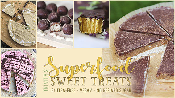Sweet treat banner 16:9