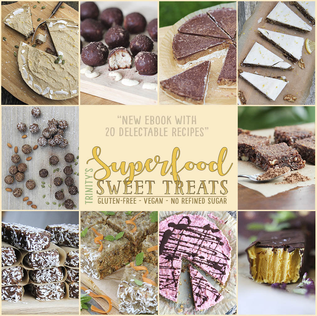 Sweet treat banner square