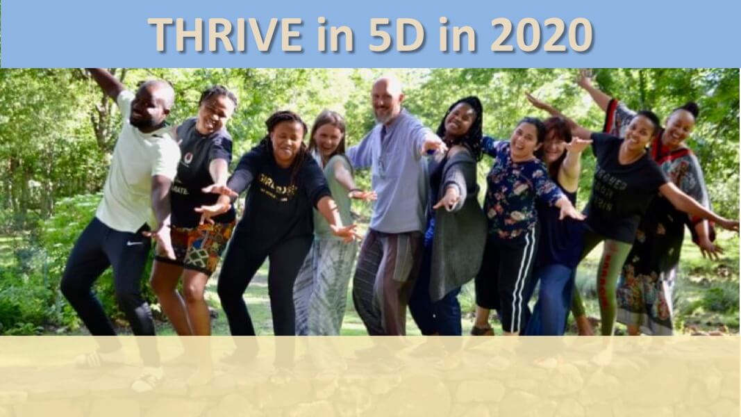 Thrive in 5D in 2020 with Openhand