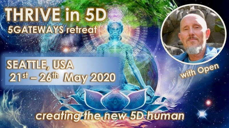 Thrive in 5D in Seattle with Openhand